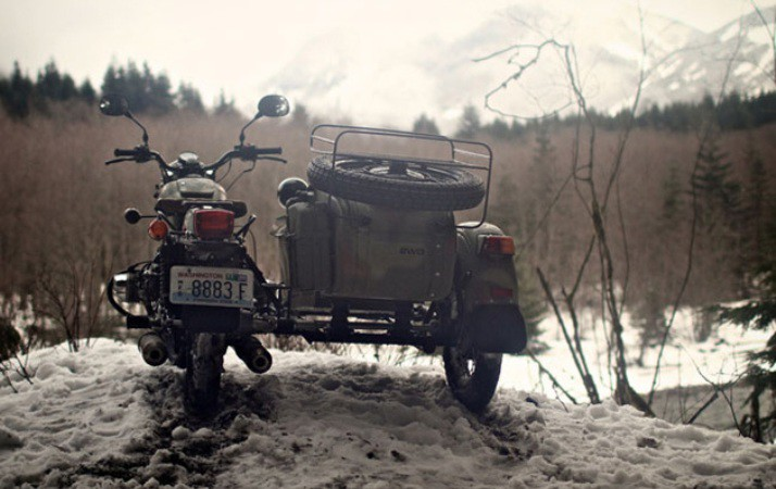 Ural Gear-Up авто, мото, мотоцикл, урал