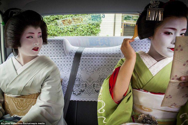 Сексуальные традиции японии или легко ли быть гейшей