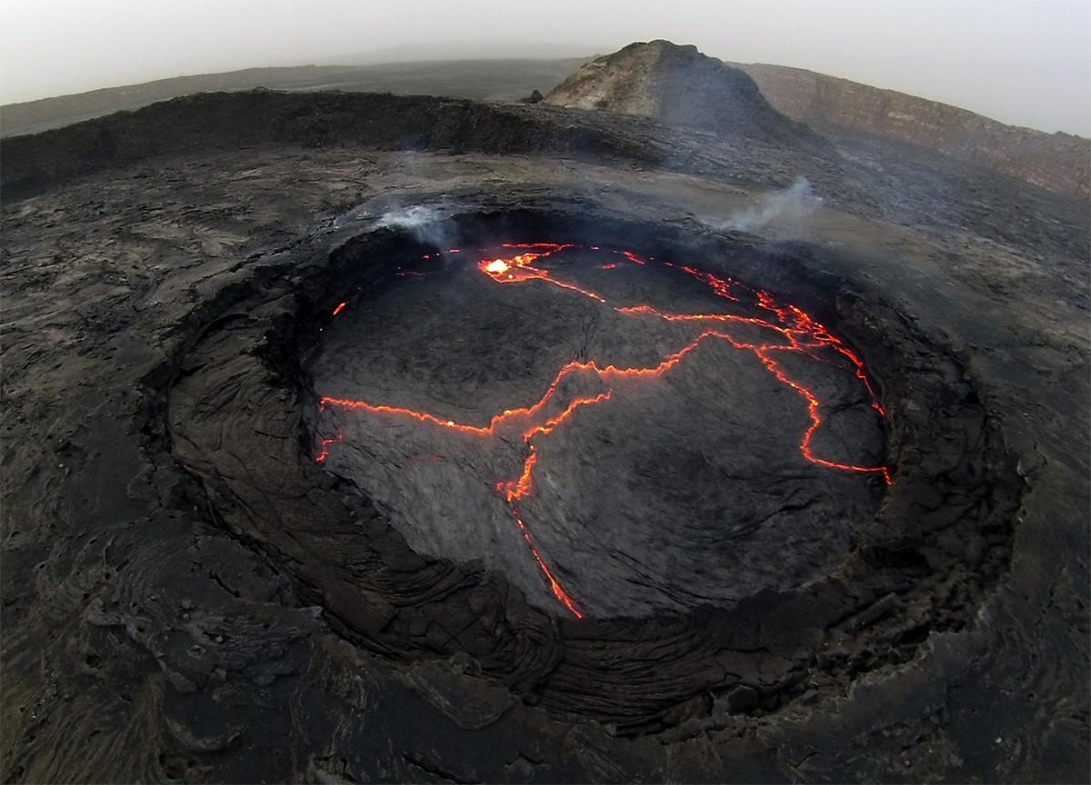 кратер вулкана картинки отличный подарок