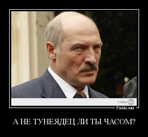 В Белоруссии нашли полмиллиона «тунеядцев»