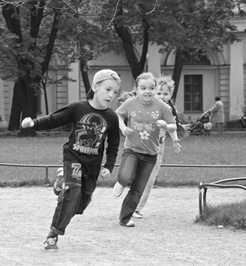 14. Тише едешь-дальше будешь - стоп!  СССР, веселье, двор, дети, игры, любимых