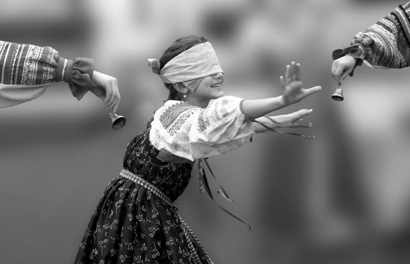 3.Жмурки СССР, веселье, двор, дети, игры, любимых