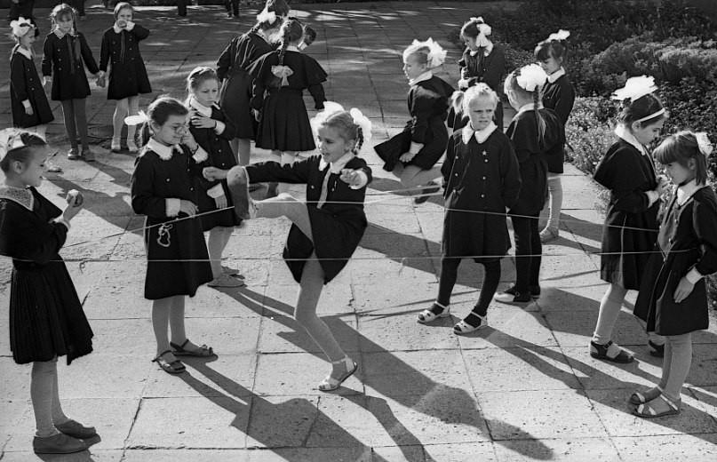 15. Резиночки  СССР, веселье, двор, дети, игры, любимых