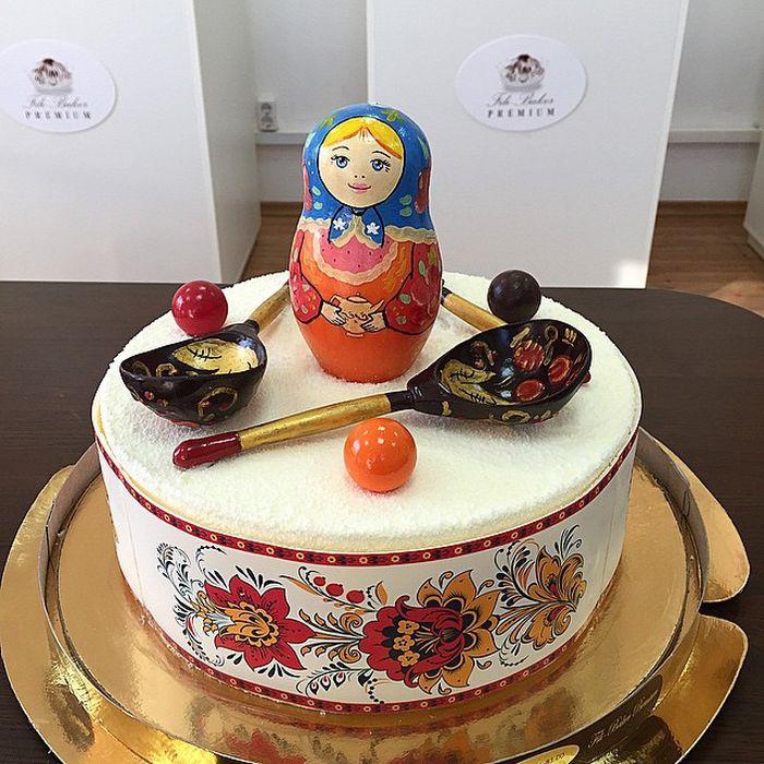 Один из самых популярных тортов в последнее время еда, торт