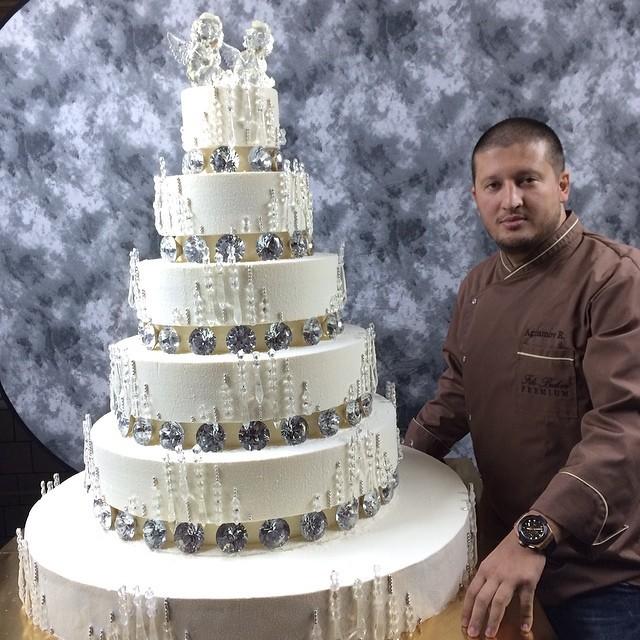 Умопомрачительные торты Рената Агзамова еда, торт