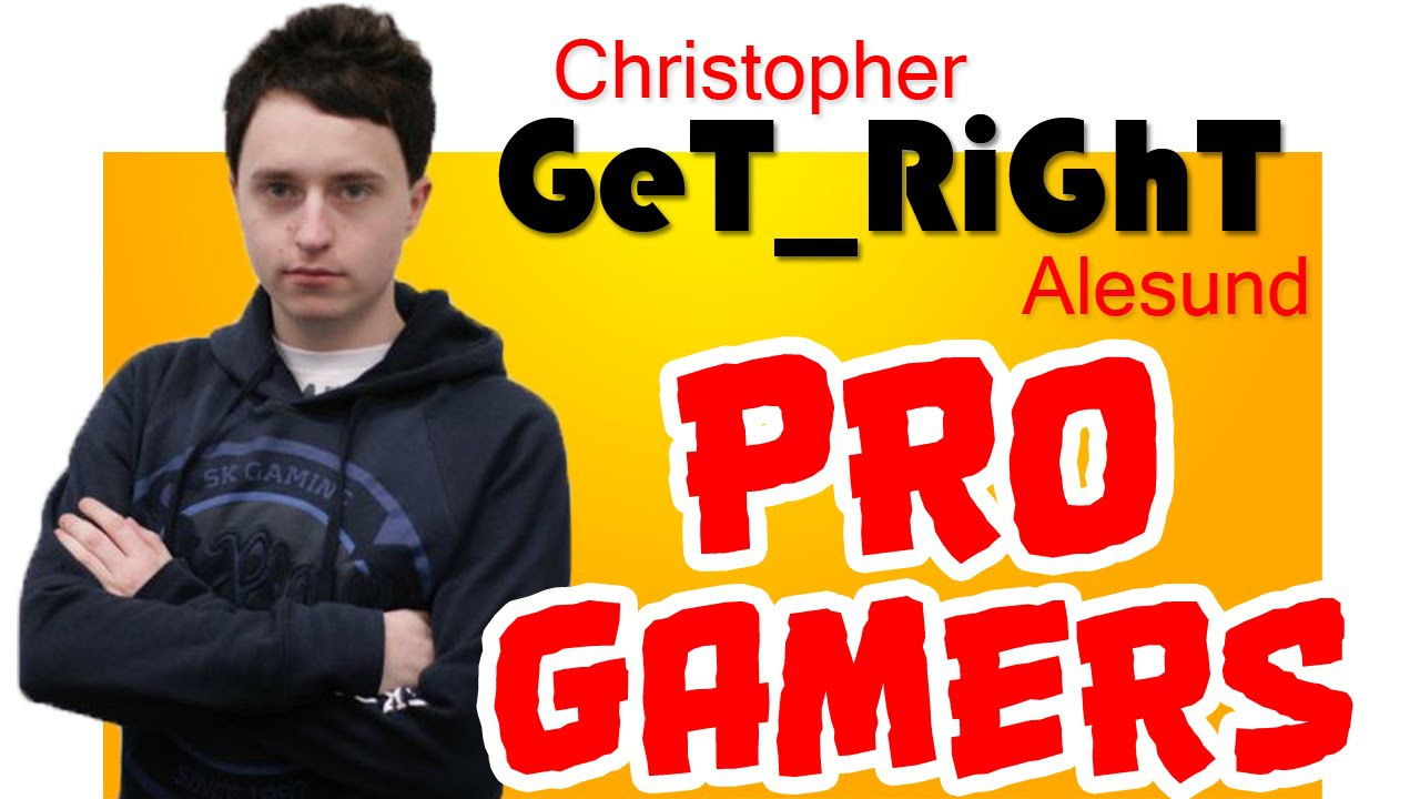 Pro геймер CS:GO - GET_RIGHT