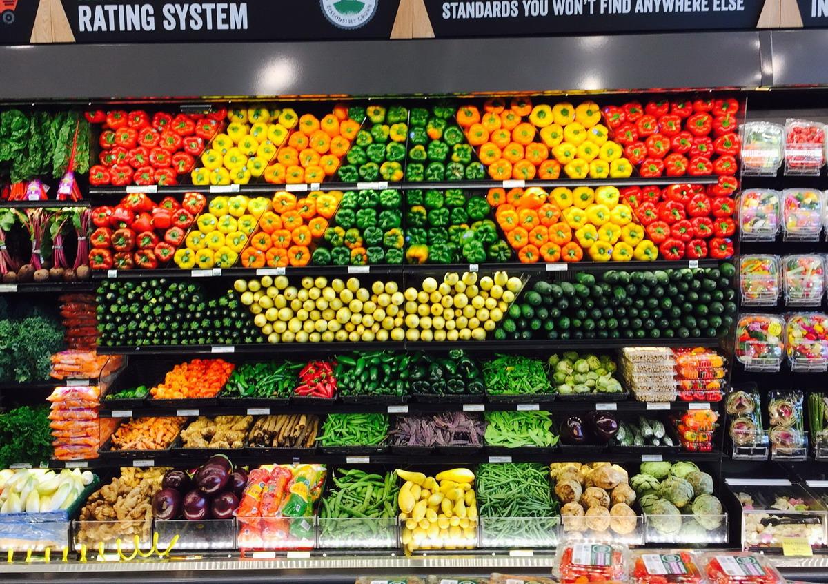 фото выкладки товара в супермаркетах этой породы увеличенная