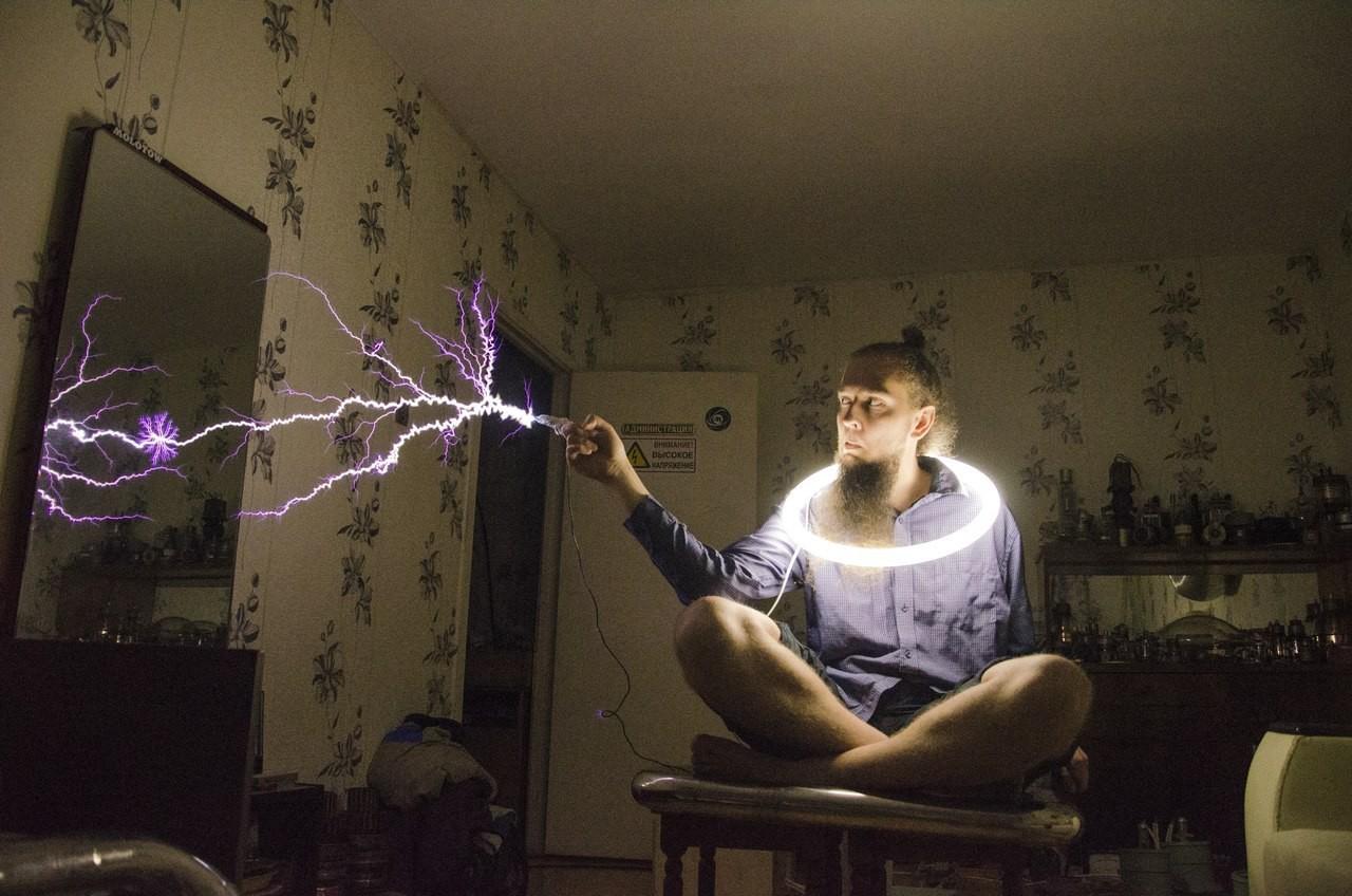 Электрический стул видео