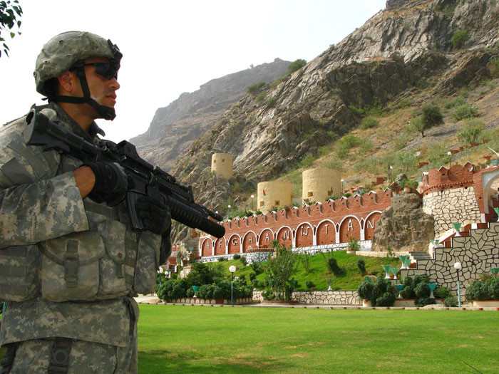 14. Афганистан и Пакистан  в мире, граница