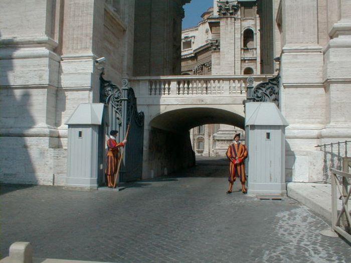 2. Италия и Ватикан в мире, граница