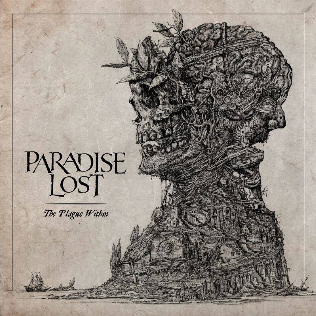 "Четырнадцатый альбом Paradise Lost ""The Plague Within"" Helloween, Paradise Lost, альбомы"
