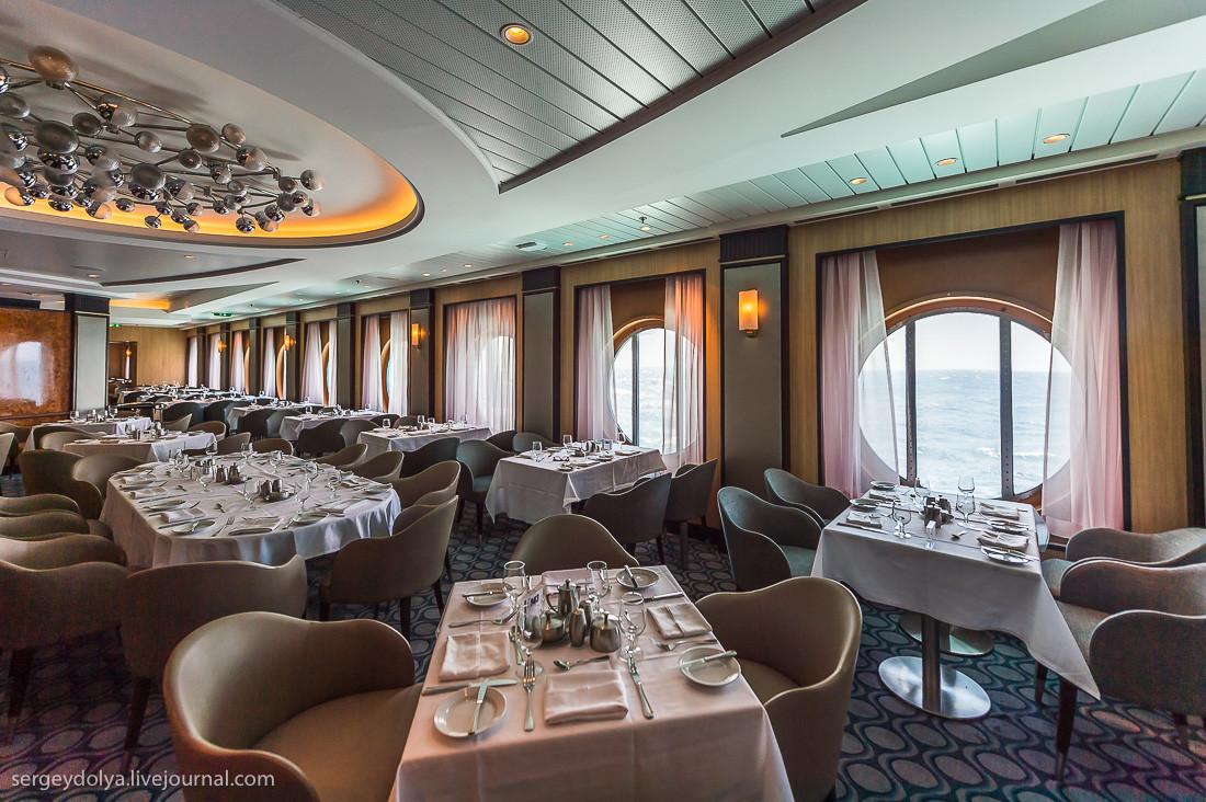 просто картинки ресторанов на корабле может