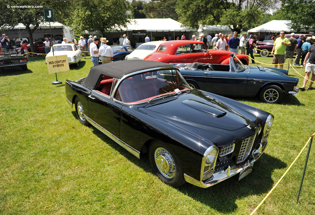 facel vega FVS авто, история, олдтаймер, ретро авто