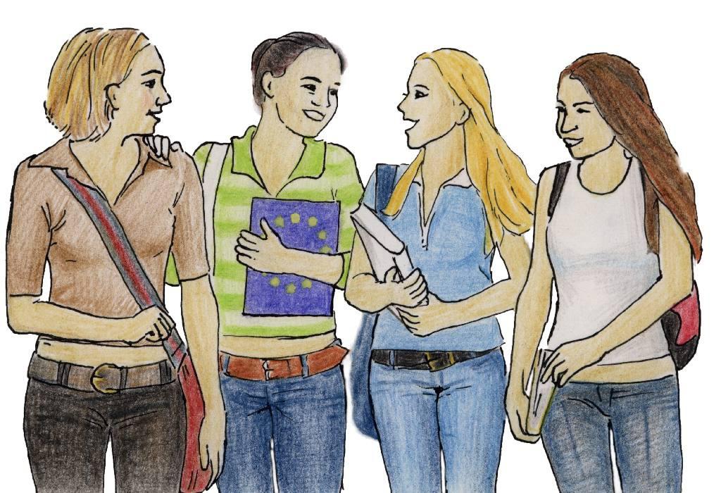 Картинка на тему общение
