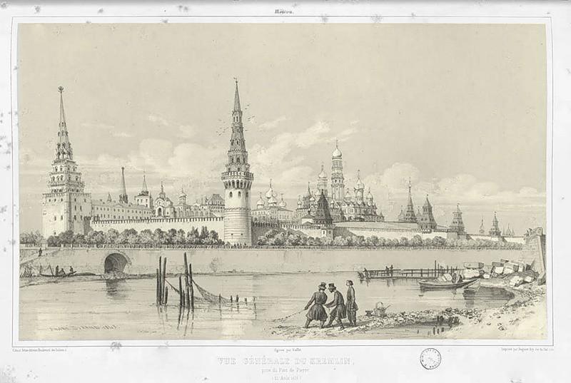 Кто водится в Москве-реке