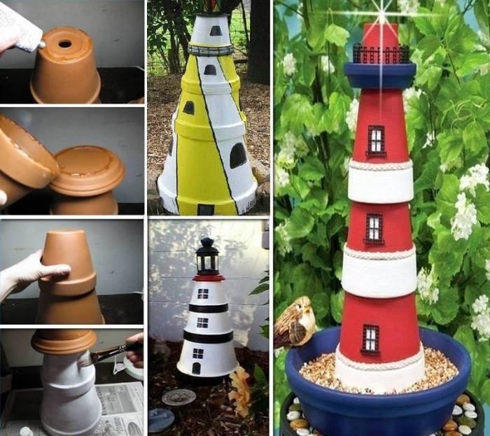 Макеты маяков своими руками