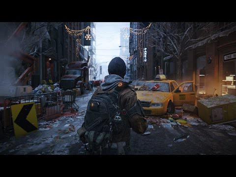 Tom Clancy's The Division! Русская озвучка!