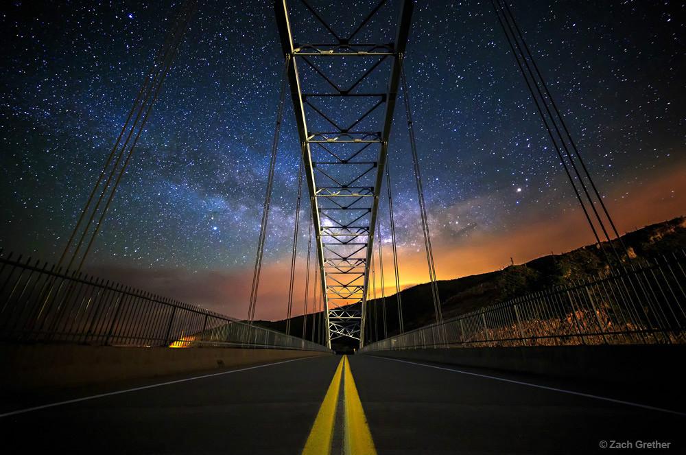 Звездные мосты картинки