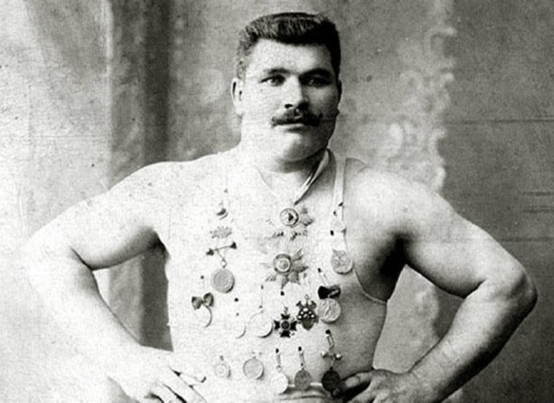 3. Победитель быков и медведей: Григорий Русаков люди, сила, спорт