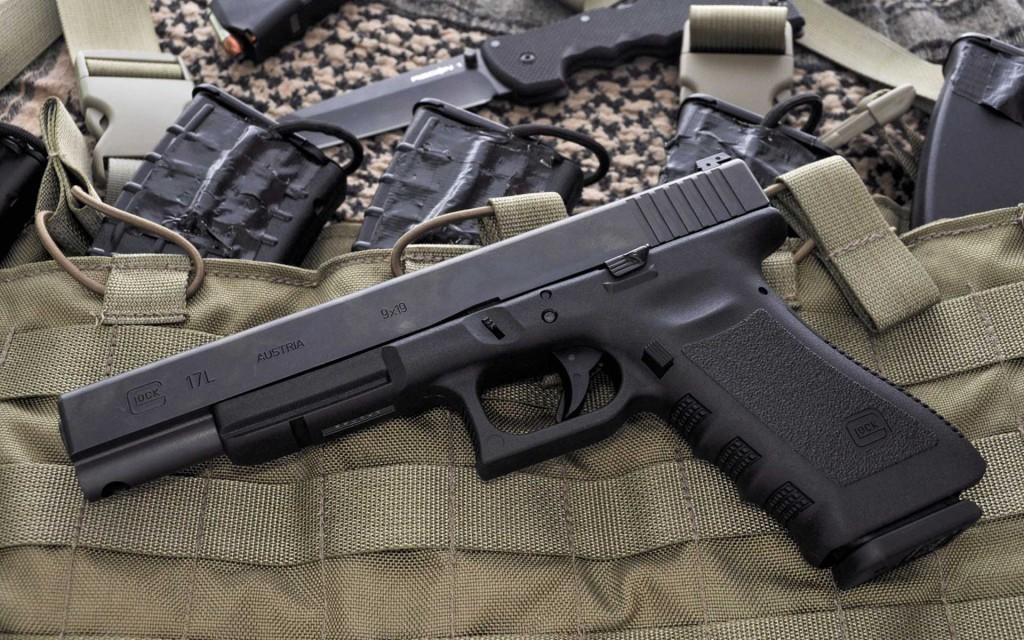 Самый сексуальный пистолет в мире размер груди