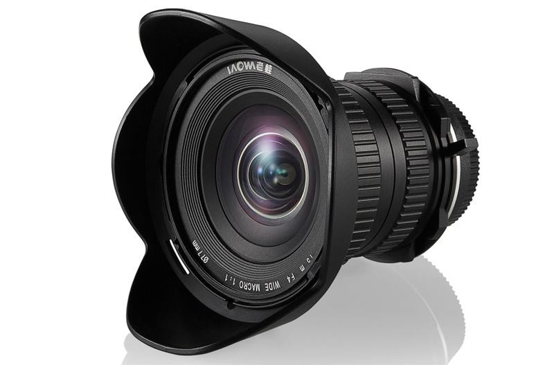 Venus Optics Laowa 15mm f/4: широкоугольный объектив для макросъёмки