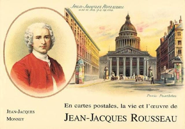 the concept of consent in the works of john locke and jean jacques rousseau