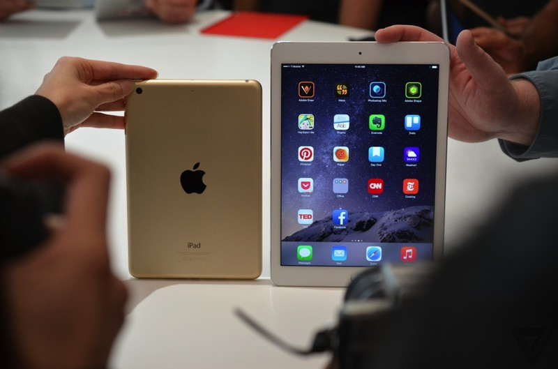 iPad Air 2 Gold. Обзор iPad Air 2, iPad Air 2 Gold, ipad, видео, обзор