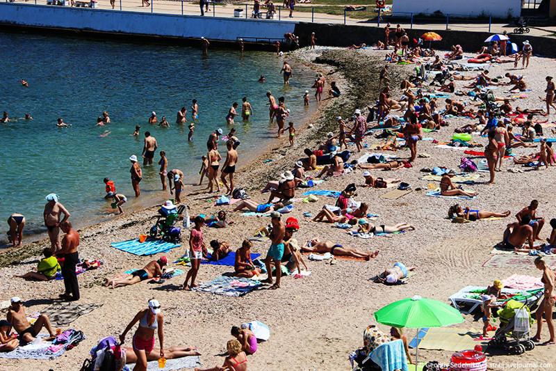 Пляж фото видео То