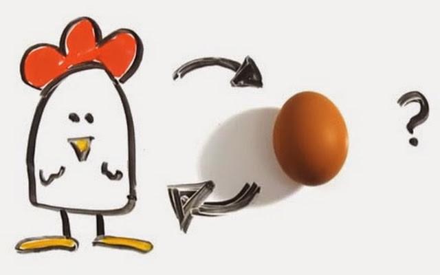 5. Ученые пришли к выводу, что курица появилась раньше яйца интересное, факт