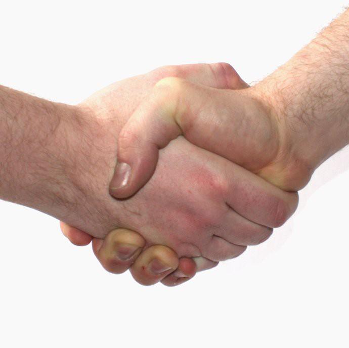 18. Через рукопожатие передается больше микробов, чем через поцелуй. интересное, факт