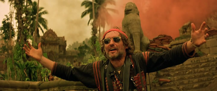 a literary analysis of apocalypse now and heart of darkness