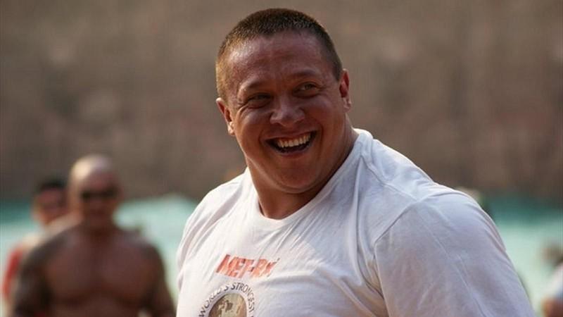 1. Михаил Кокляев — 417,5 кг. россия, силачи, спорт, становая тяга