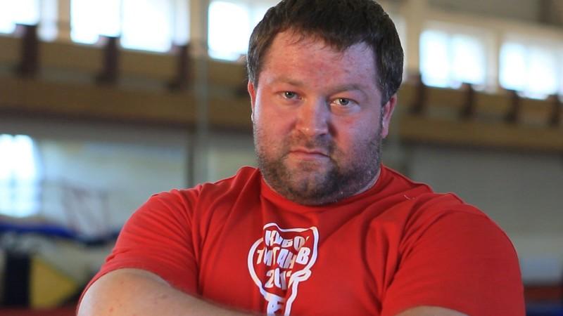 6. Александр Клюшев — 385 кг. россия, силачи, спорт, становая тяга