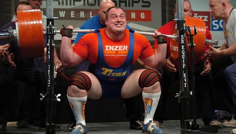 3. Владимир Бондаренко — 400 кг. россия, силачи, спорт, становая тяга