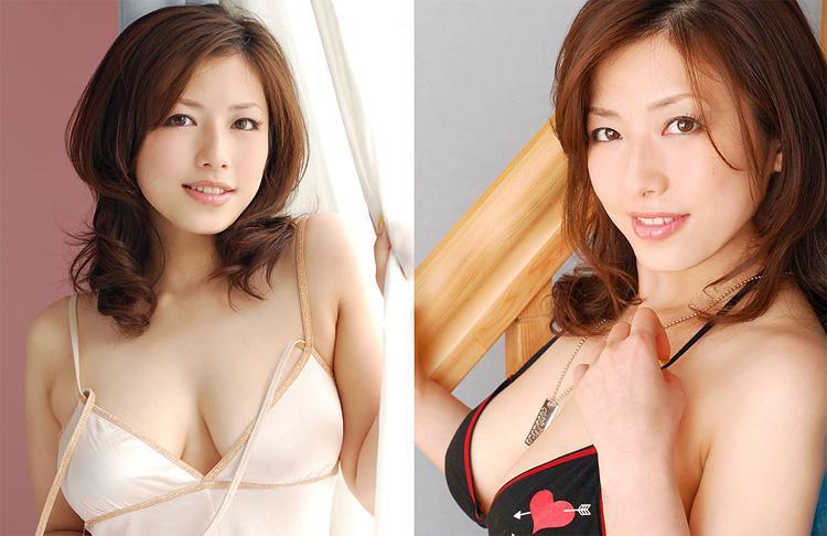 Японская известная порно актриса