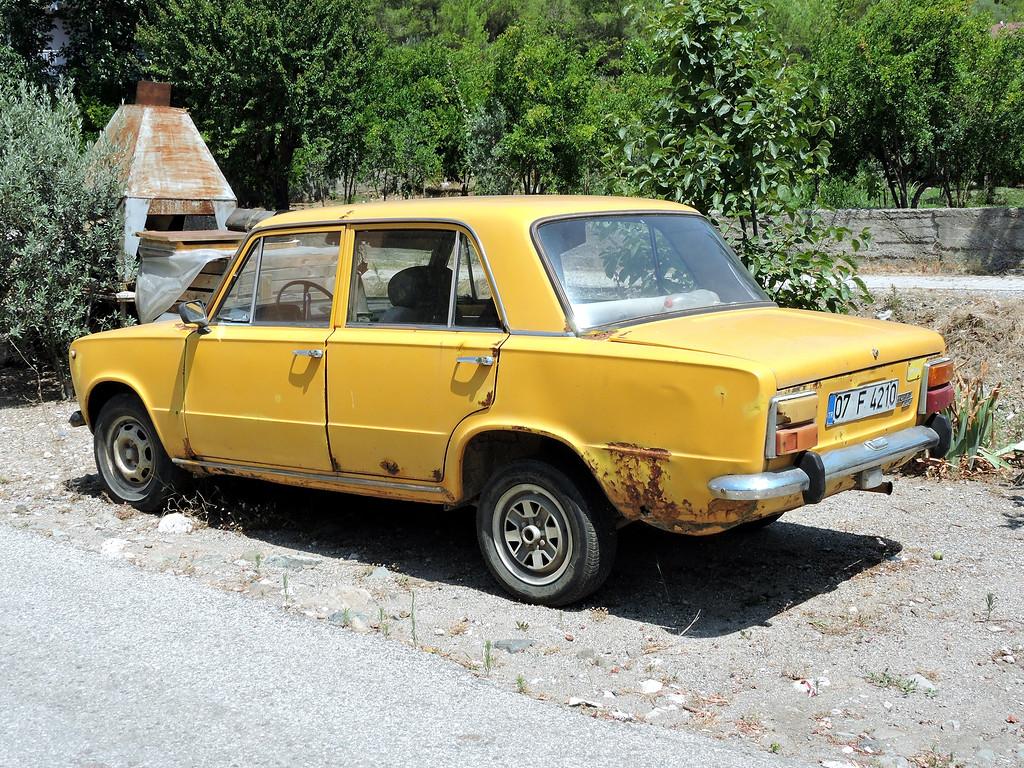 турецкие машины фото общую