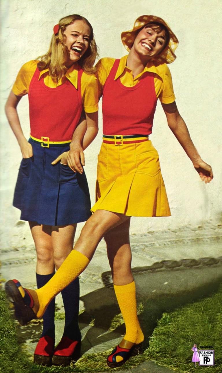 День учителя, картинки в стиле 70-80 годов
