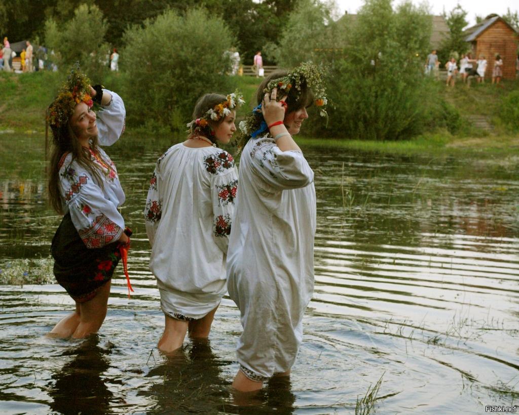картинки ритуала очищения воды кадр