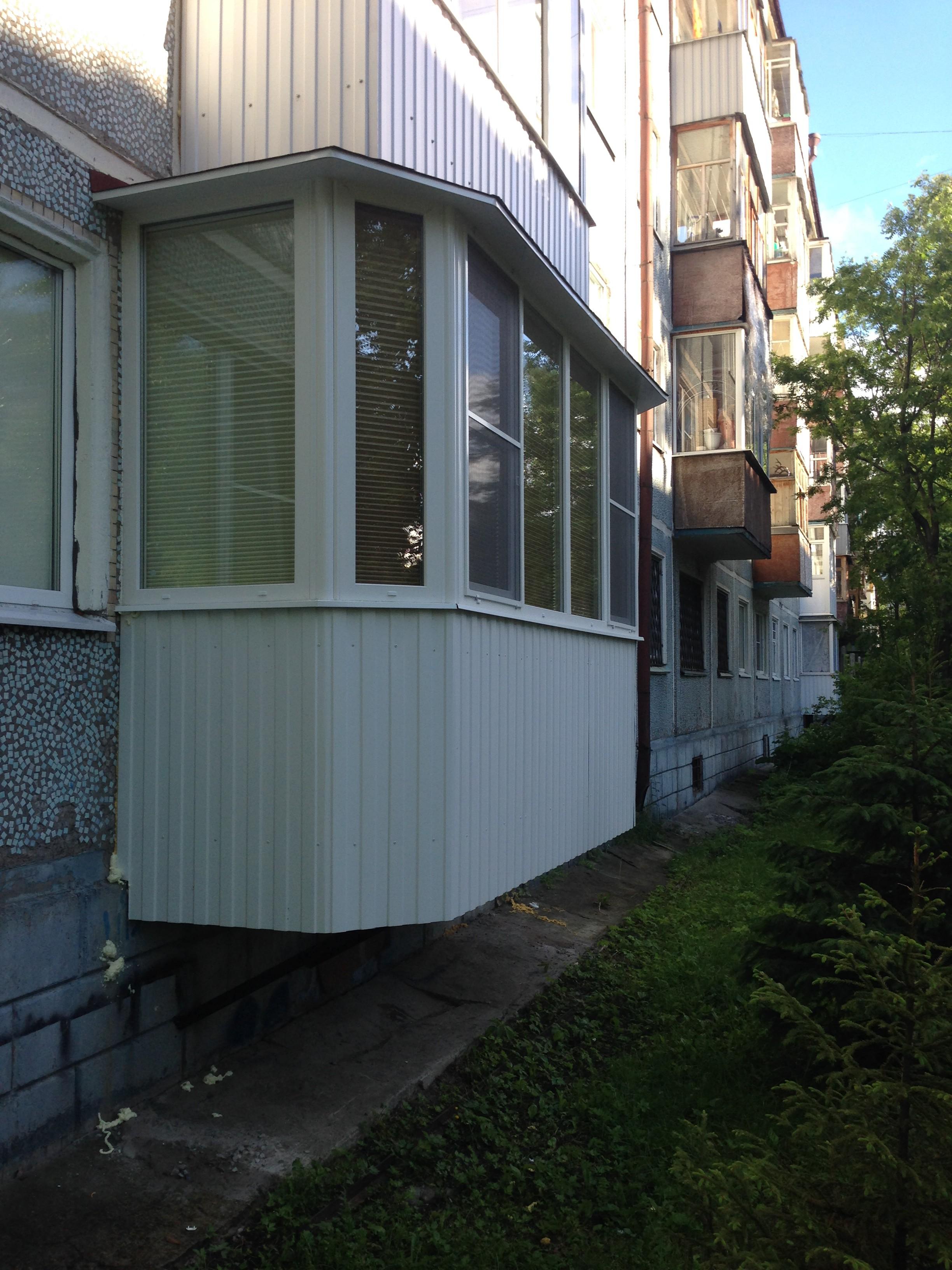 Как сделать балкон с нуля. обсуждение на liveinternet - росс.
