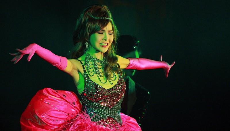 Тайское шоу женщин
