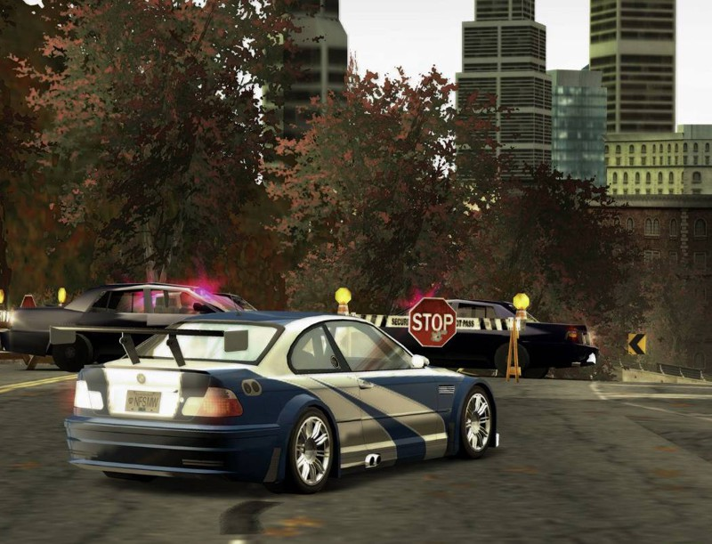 1. Need for Speed Most Wanted гонки, игры