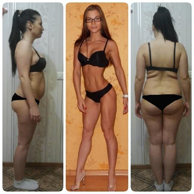Похудеть 60 килограмм