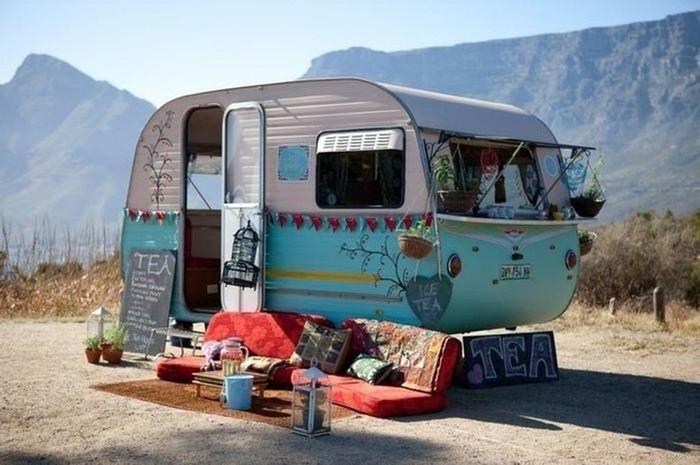Фургон для путешествий картинки