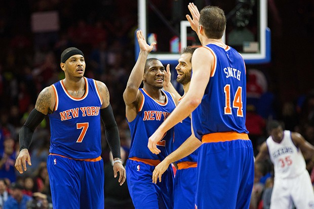 8. New York Knicks баскетбол, клуб, спорт, футбол