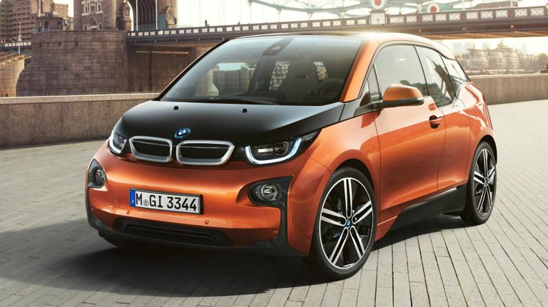 6. BMW i3 — от 2 300 000 рублей. авто, электроавтомобили