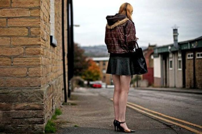 Интервю С Проституткой