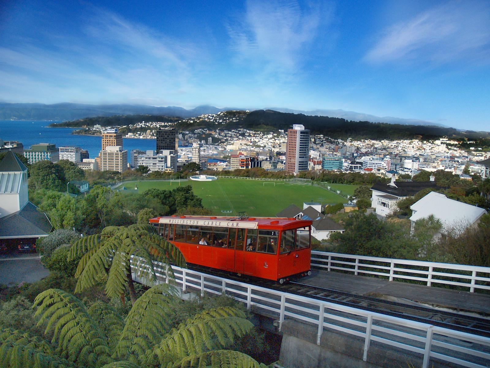 Новая зеландия достопримечательности фото