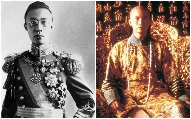 9. Пу И. «Последний император». история, личности, фильмы