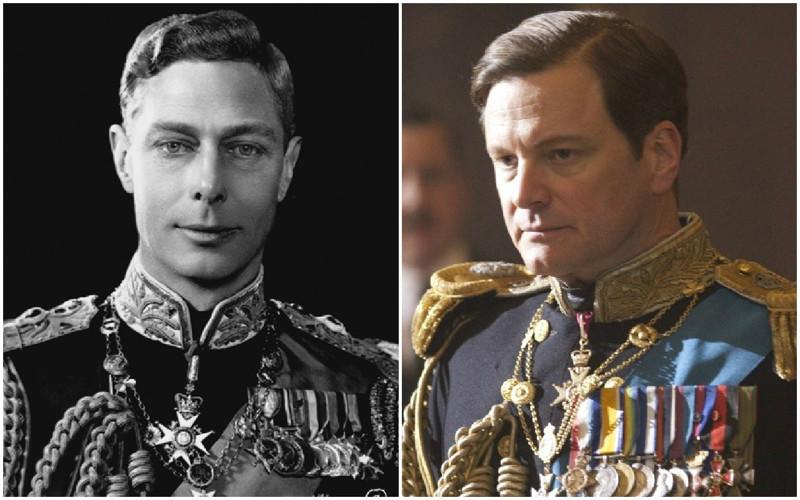 5. Георг VI. «Король говорит». история, личности, фильмы