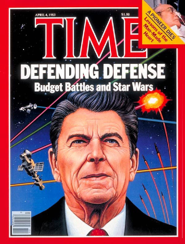 reagan and the star wars essay